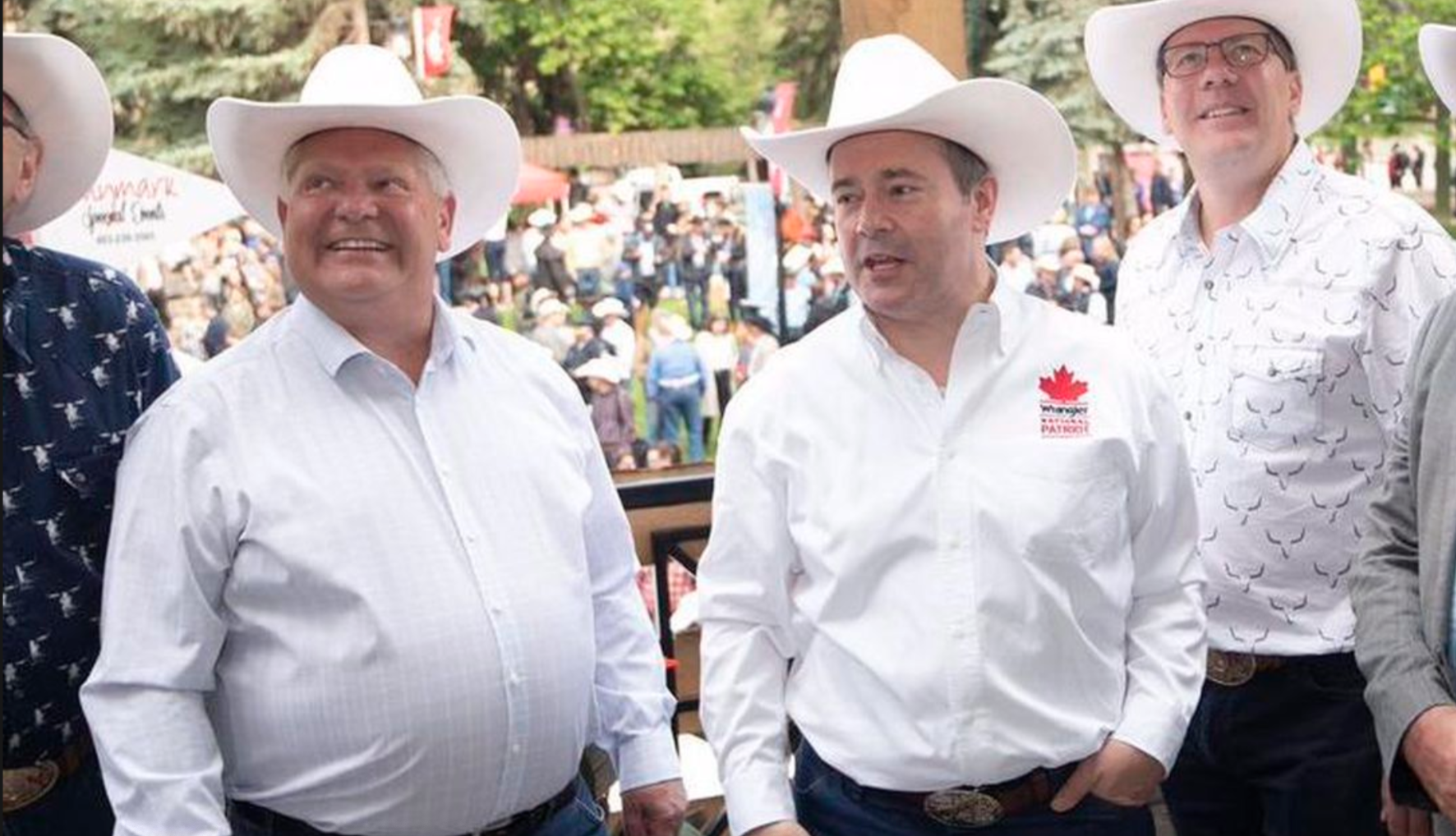 Image result for north99: Canada's most corrupt Premier: Doug Ford or Jason Kenney?